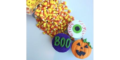 Halloween Cupcake Decorating Event (El Segundo)