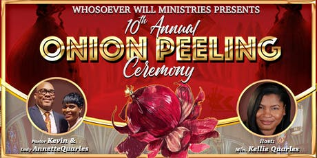 10th Annual Onion Peeling Ceremony tickets