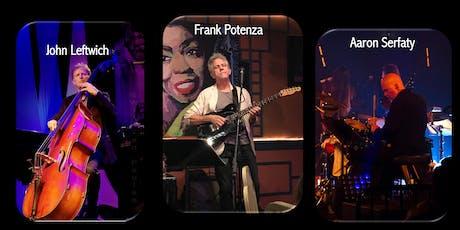 Frank Potenza Jazz Trio! tickets