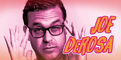 Bombs Away! Comedy presents Joe DeRosa