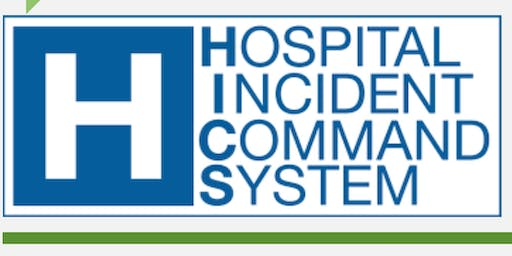 Hospital Incident Command System (HICS) - Centra