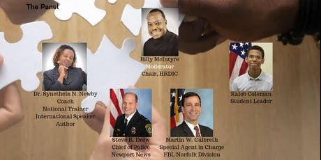 A Commitment to Fostering Diversity & Inclusion (Newport News PD & FBI) tickets