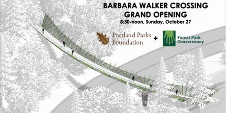 Barbara Walker Crossing Bridge Dash and Free group run/walk! tickets