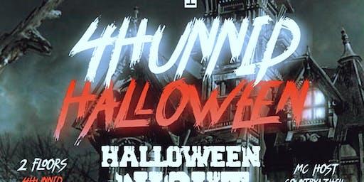 4Hunnid Halloween