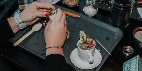 Succulents & Sips at Time Out Market - with La Succulenta tickets