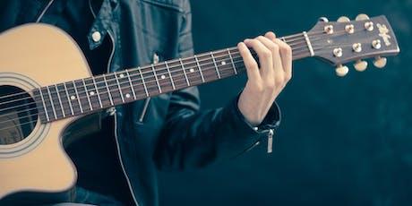 Beginner Guitar Class tickets