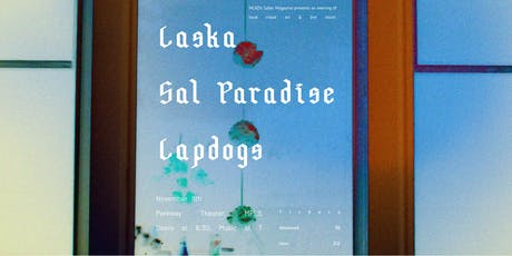 MCAD's Saber Magazine presents: Laska, Sal Paradise & Lapdogs tickets