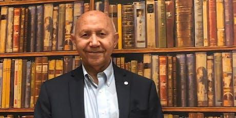 Dr. Elahi Ghomshei's Speech in Montreal billets