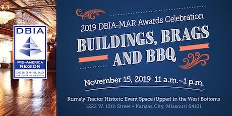 DBIA-MAR 2019 Awards Celebration tickets