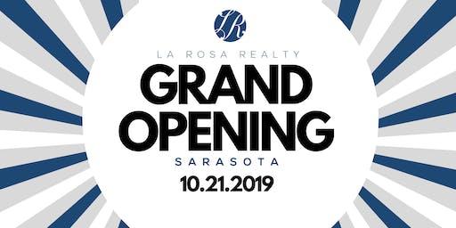 La Rosa Realty Sarasota Grand Opening Event