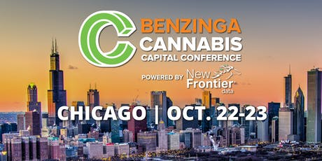 2019 Cannabis Capital Conference - Chicago tickets