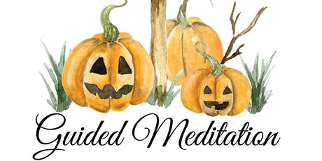 Guided Meditation- free tickets
