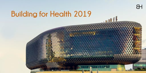 COLLOQUE BUILDING FOR HEALTH 2019