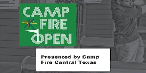 Camp Fire Open - Topgolf Tournament