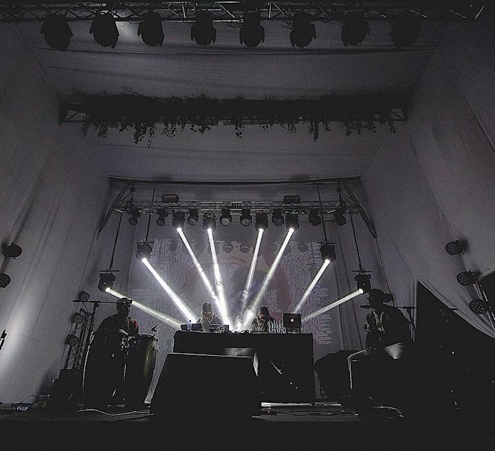 Imagen de DENGUE DENGUE DENGUE EN MADRID (5 pieces Live A/V Set) ft Sara Van