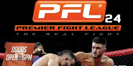 Premier Fight League 24 tickets