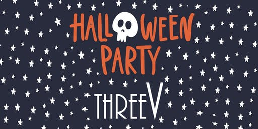 Halloween Party at Three V