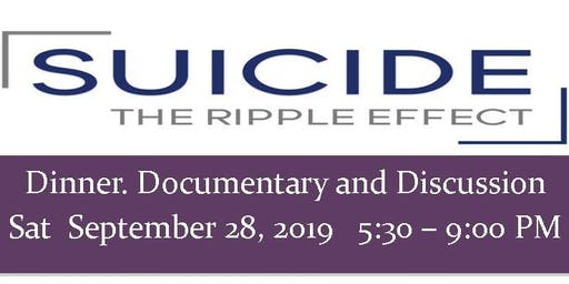 Suicide: The Ripple Effect - Movie Showing and Discussion