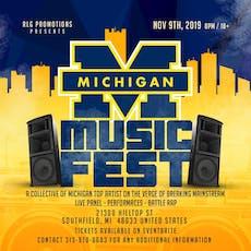 Michigan Music Festival tickets