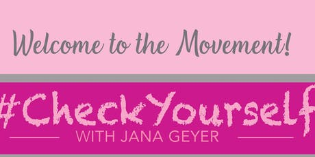 The #CheckYourself Movement Breast Cancer Support Group tickets