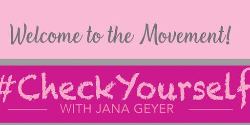 The #CheckYourself Movement Breast Cancer Support Group