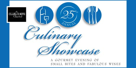 25th Annual Culinary Showcase tickets