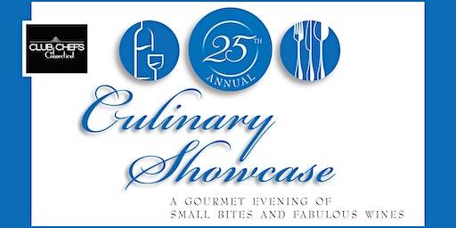 25th Annual Culinary Showcase Benefiting David's Treasure Chest