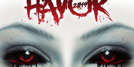 Onyx Halloween Havok at Onyx Room Discounted Guestlist - 10/26/2019 tickets