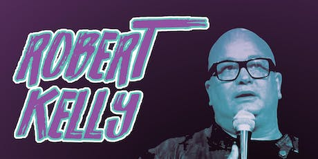 Bombs Away! Comedy presents Robert Kelly tickets