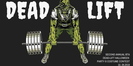 Second Annual DEAD-lift party