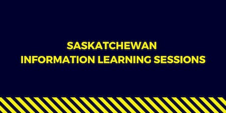 Energy Safety Canada Saskatchewan Information Learning Sessions tickets