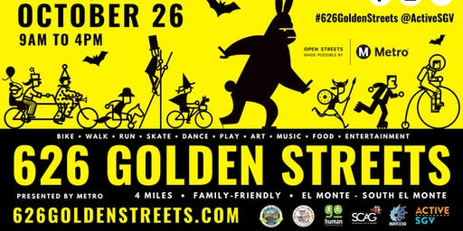 626 Golden Streets Volunteer Orientation Meetings- El Monte