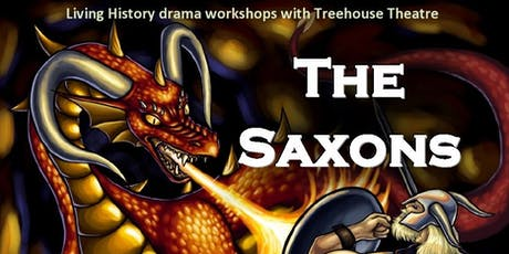 The Saxons (pm) - Living History Drama Workshop for Home Educating families tickets