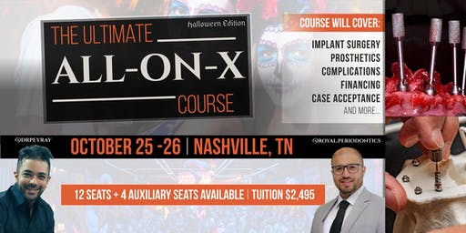 The Ultimate All-on-X Course | V2