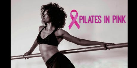 Pilates in Pink tickets
