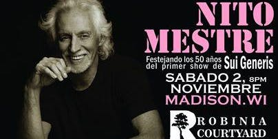 A Night with Nito Mestre