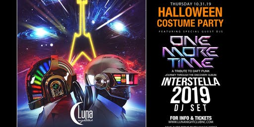 Halloween // One More Time - A Tribute to Daft Punk