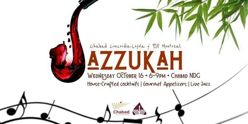 Jazzukah - Sukkot Celebration for Students & Young Adults