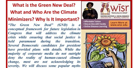 Deal, or No Deal?  The Green New Deal! tickets