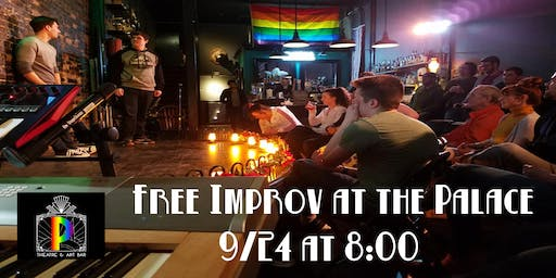 Free Improv at the Palace in Georgetown