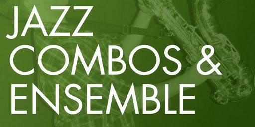 Stan State Jazz Ensemble & Combos Concert