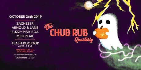 SünDown: The Chub Rub Quarterly at Flash Rooftop (21+) tickets