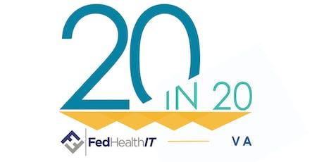 Challenges & Opportunities at VA: 2020 Roadmap tickets
