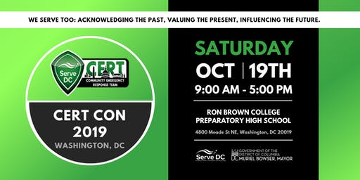 CERT Con 2019 - Washington D.C.