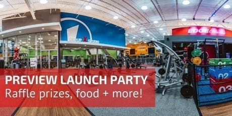 Preview Center Launch Party! tickets