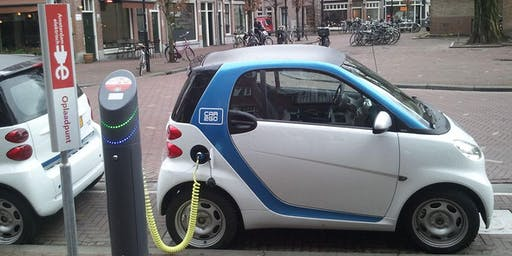 Electric Vehicle Charging and ECA Information Event