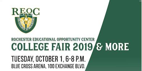 College Fair 2019 tickets