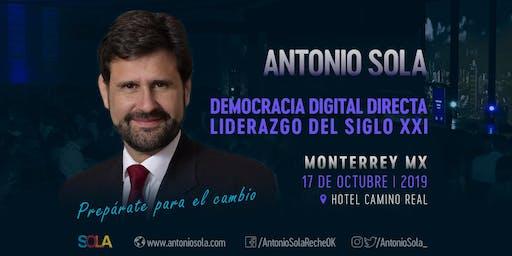Democracia Digital Directa. Liderazgo del siglo XXI.