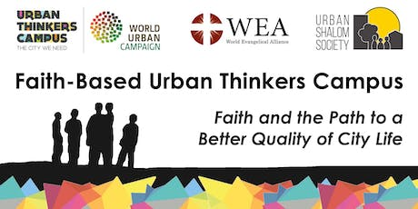 UN-Habitat Faith-Based Urban Thinkers Campus - UK/Europe tickets