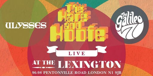 The Hare and Hoofe, The Galileo 7 and Ulysses at The Lexington